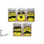 Masquerade moustache various designs
