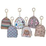 Key holder-coin purse Backpack