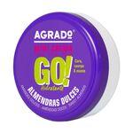 Agrado Mini Go Cream! Sweet Almonds 50ml