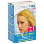 Blond Time Permanent Gel Hair Blond 1+2