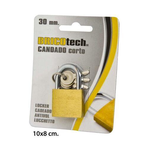 Metal padlock 30mm
