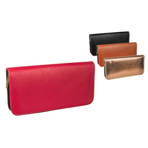 Women's wallet one-tone
