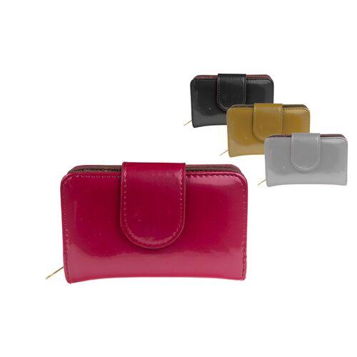 Women's wallet one-tone Vinyl
