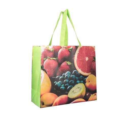 02859a26675 Τσάντα οικολογική για ψώνια ανθεκτική Fruit Τσάντα οικολογική για ψώνια  ανθεκτική Fruit ...