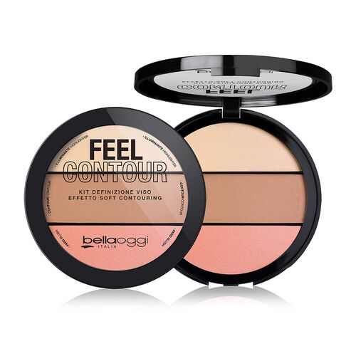 Bella Oggi Feel Contour 001 sublime skin