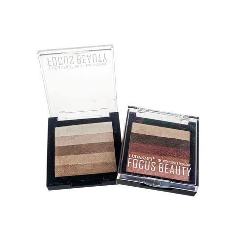 LDM Paris Terracotta Blusher and Eyeshadow 8gr