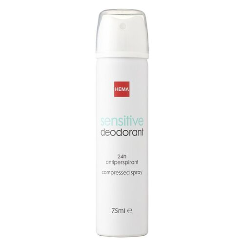 Hema Deo Compressed Spray Sensitive 24 h 75ml