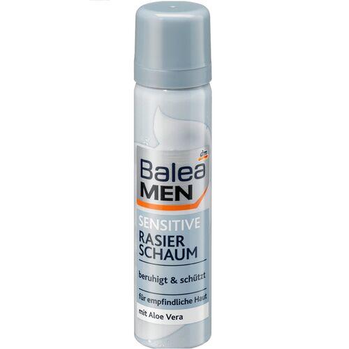 Balea Sensitive Shaving Foam with Aloe Vera 75ml