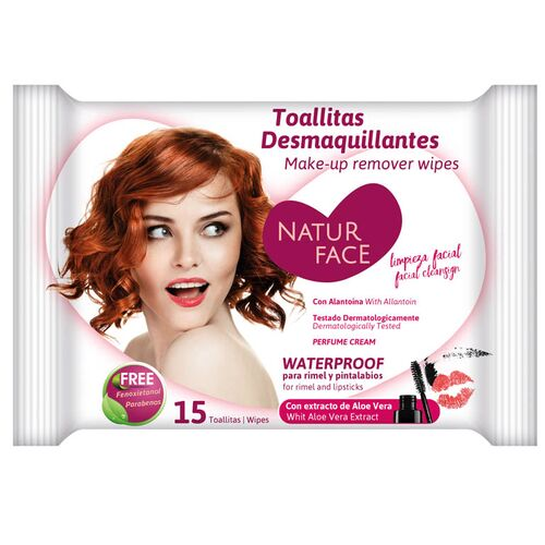 Waterproof Make-up Remover Wipes