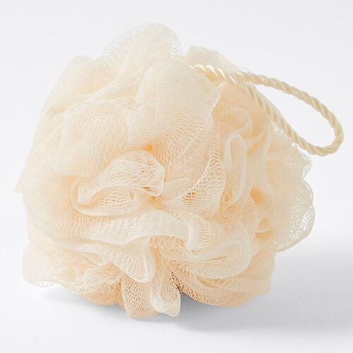 Big bath sponge of tulle