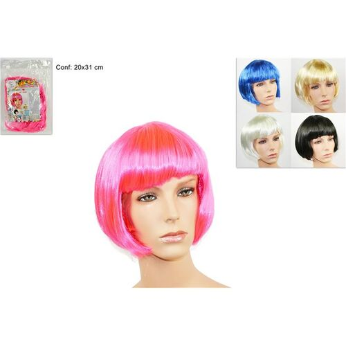 Masquerade short bob wig 5 colours