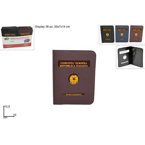 Passport case 10x13.5cm