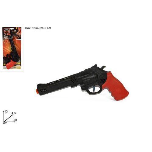 Toy pistol 28x4.5x13cm