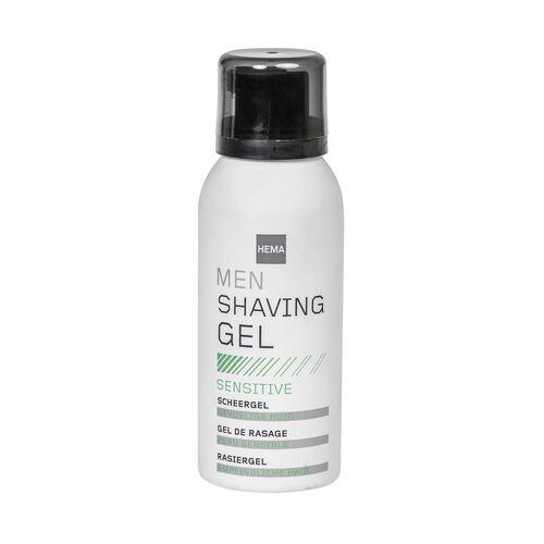 Balea Sensitive Shaving Gel with Aloe Vera 75ml