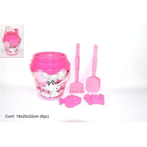 Beach toys Hello Kitty 6pcs