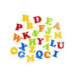 Γράμματα Λατινικού Αλφάβητου για Μαγνητικό Πίνακα 5cm